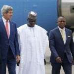 U.S. Secretary of States John Kerry Visits Nigeria Ahead Of Election