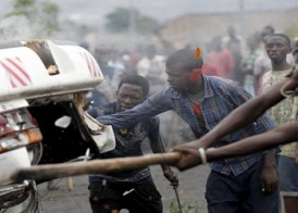 Russia: U.N. Security Council Should Stay Out Of Burundi Dispute