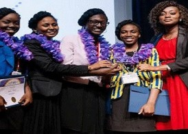 Nigerian Girls Win 2015 Technovation Global Award Winners