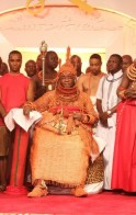 The World Witnessed the Coronation of the Oba of Benin